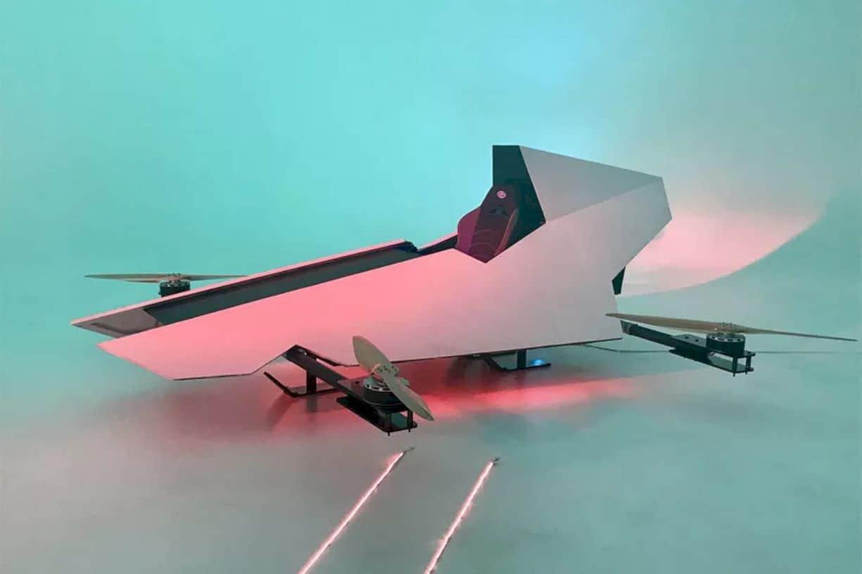 Airspeeder 7