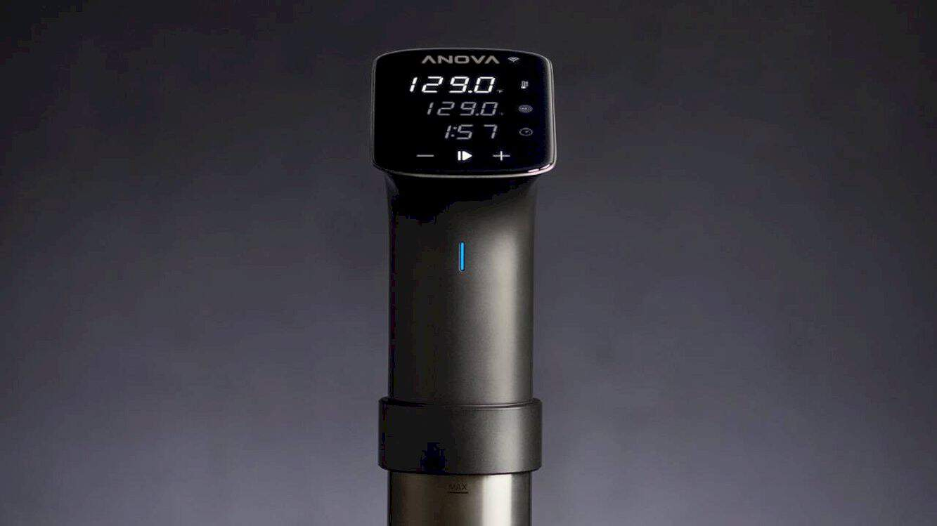 Anova Precision® Cooker Pro: Unlike Any Other Sous Vide Device in the World