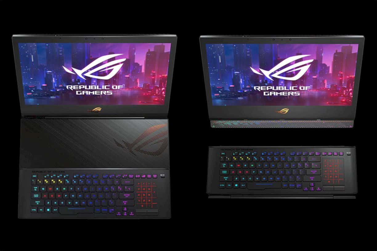 Asus Rog Mothership 10