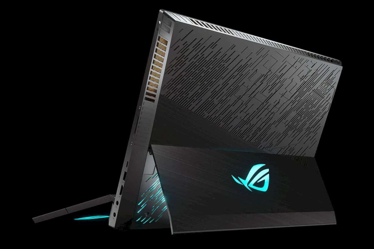 Asus Rog Mothership 12