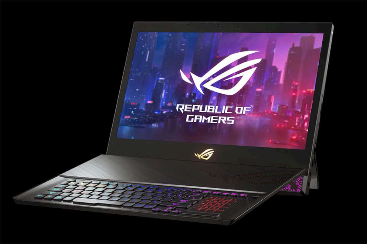 Asus Rog Mothership 13