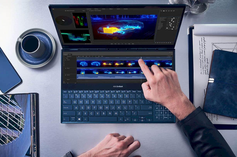 Asus Zenbook Pro Duo 1