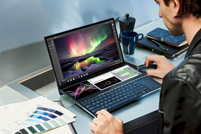 Asus Zenbook Pro Duo 3