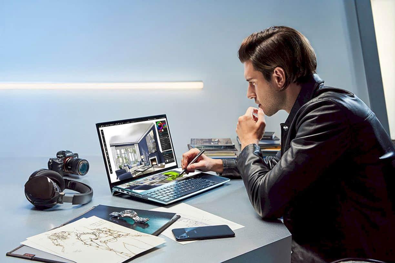 Asus Zenbook Pro Duo 4