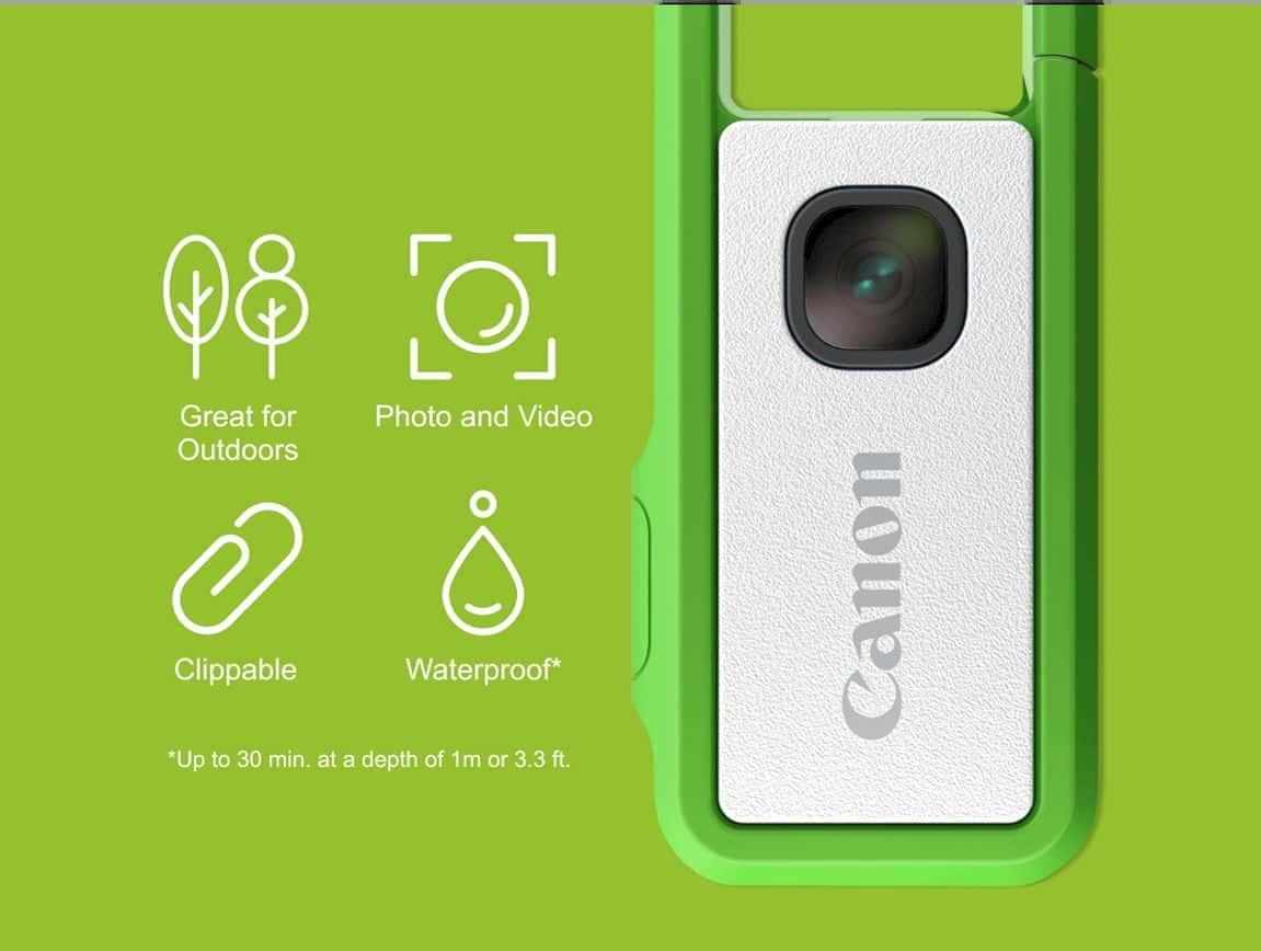 Canon Ivy Rec 1