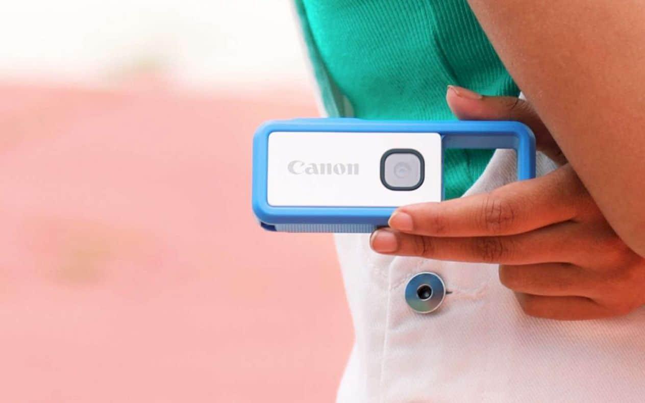 Canon Ivy Rec 4
