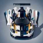Ford GT MK II: No-compromise execution. Unregulated performance