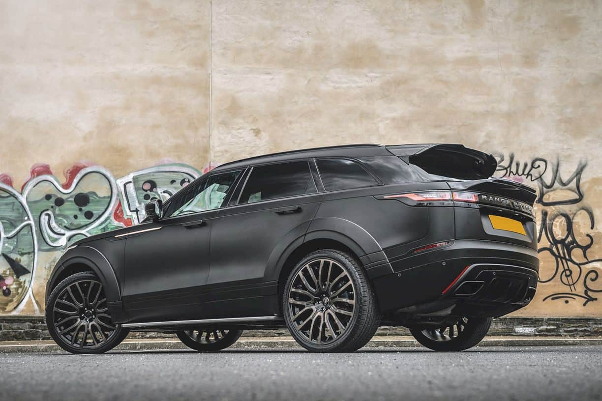 Land Rover Range Rover Velar By Project Kahn 14