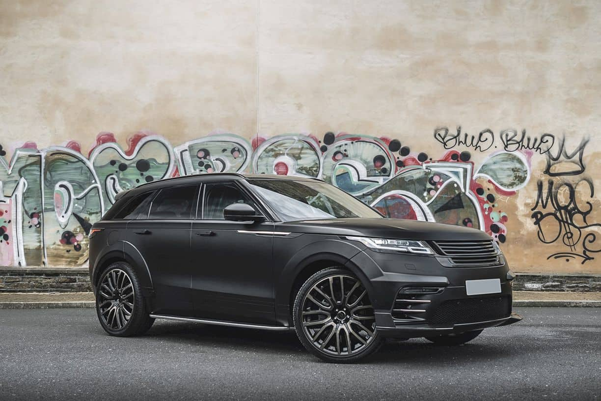 Land Rover Range Rover Velar By Project Kahn 4