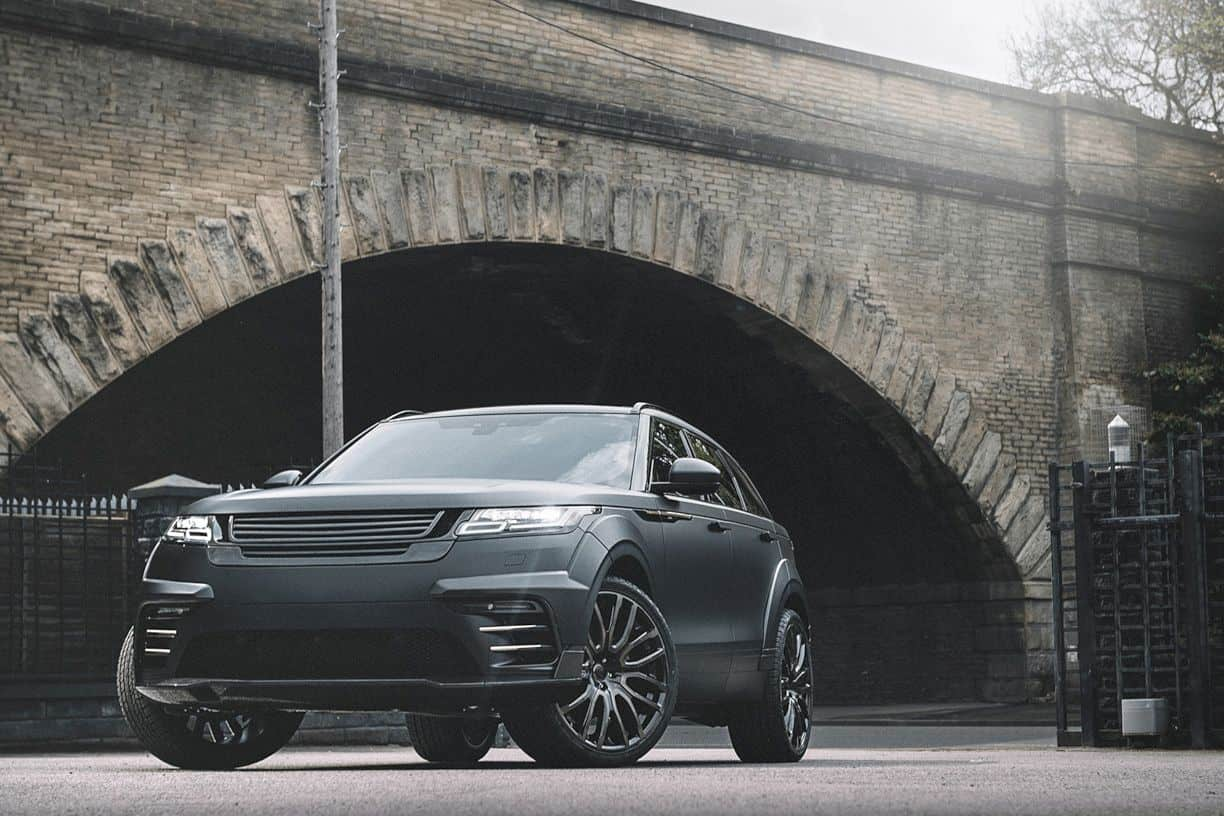 Land Rover Range Rover Velar By Project Kahn 5