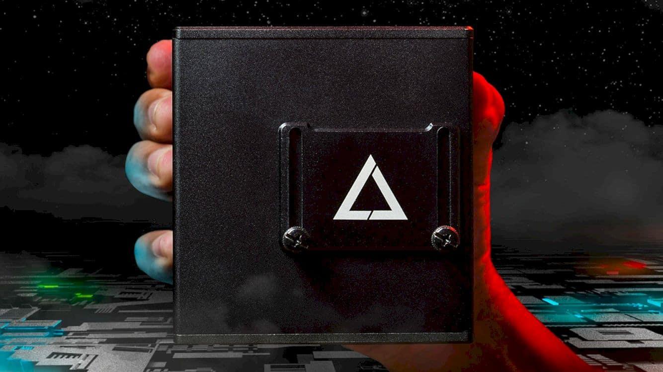 Lasercube 1