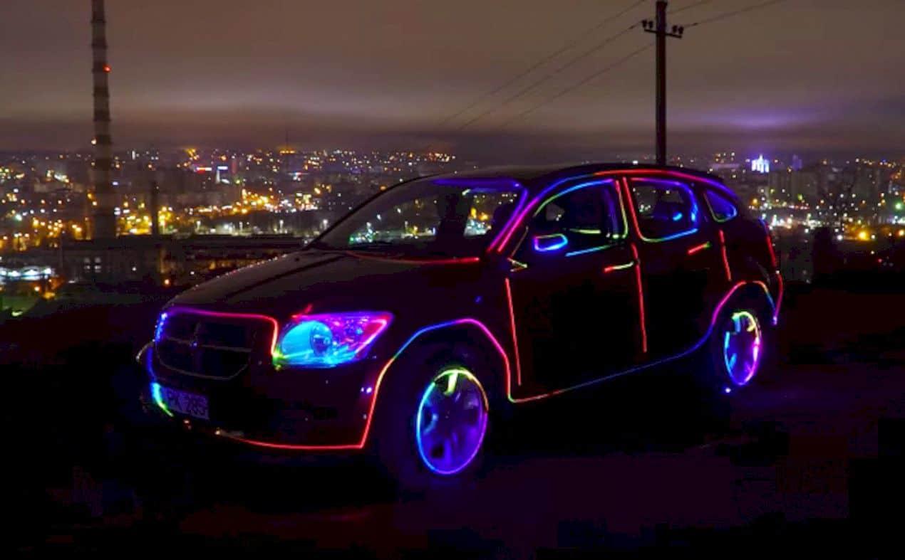 LaserCube: The World's Smallest RGB Laser Projector