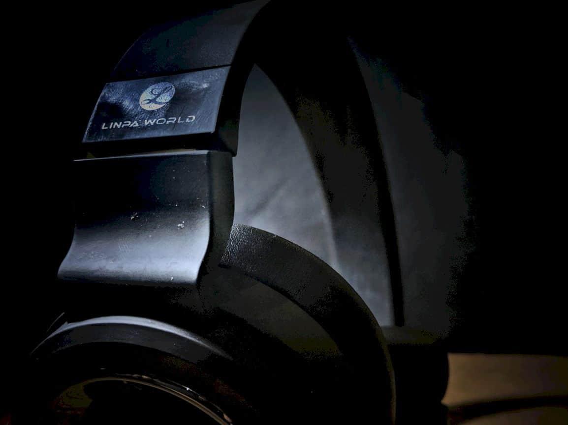 Linpa World M1 On Ear Bluetooth Headset 3