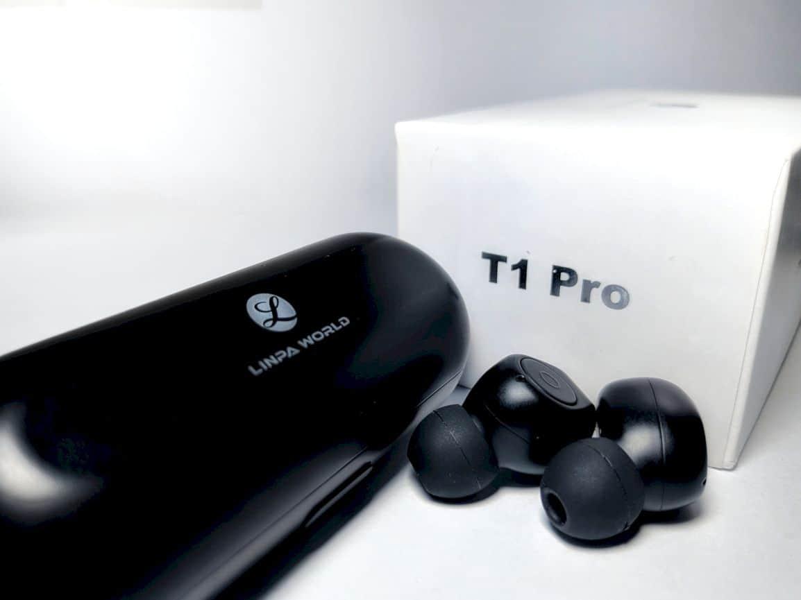 Linpa World T1 Pro Bluetooth Earbuds 4