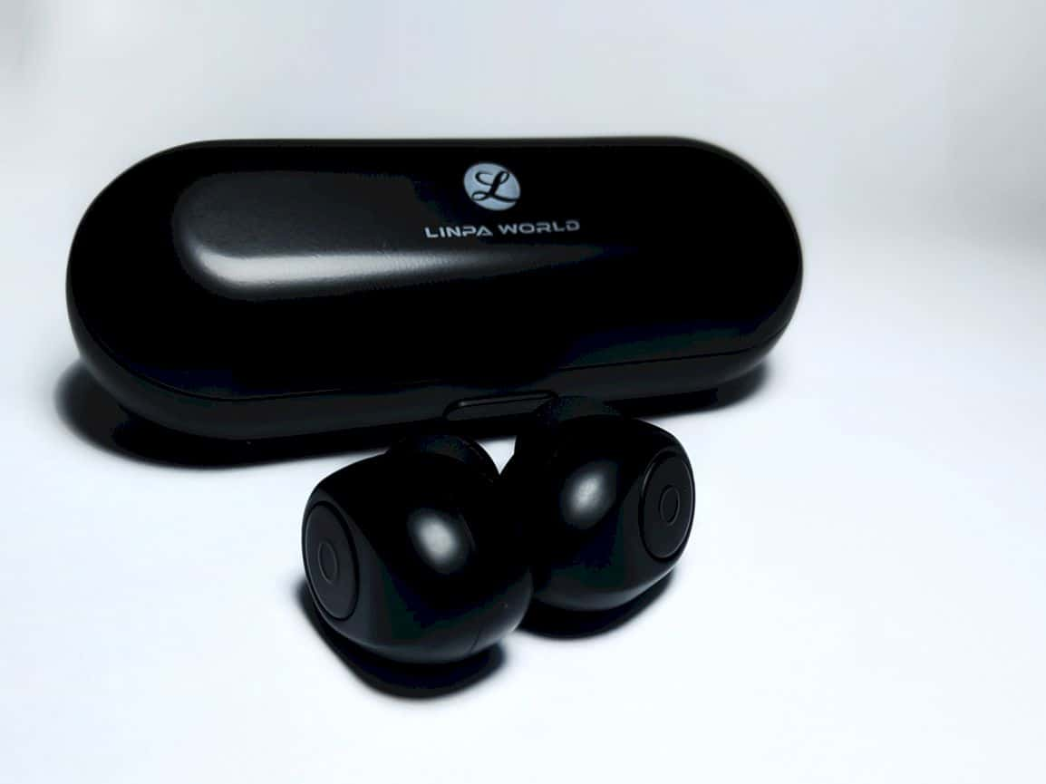 Linpa World T1 Pro Bluetooth Earbuds 5