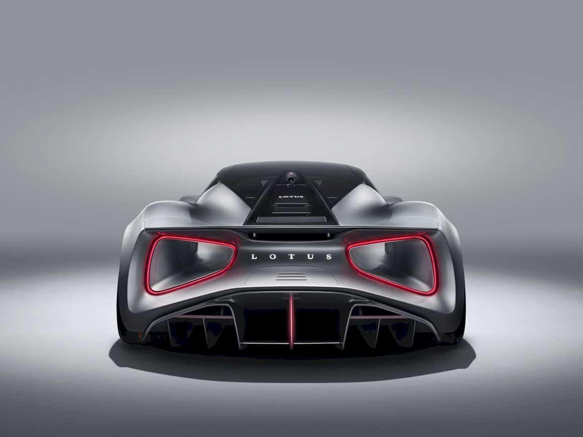 Lotus Evija: The First All-Electric British Hypercar