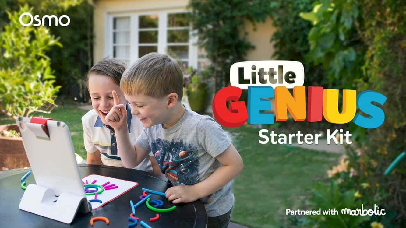 Osmo Little Genius Starter Kit 3