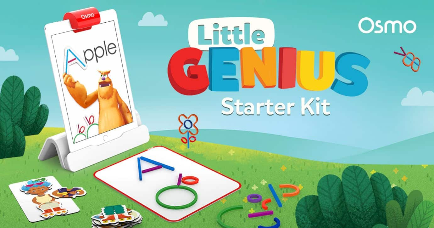 Osmo Little Genius Starter Kit 4