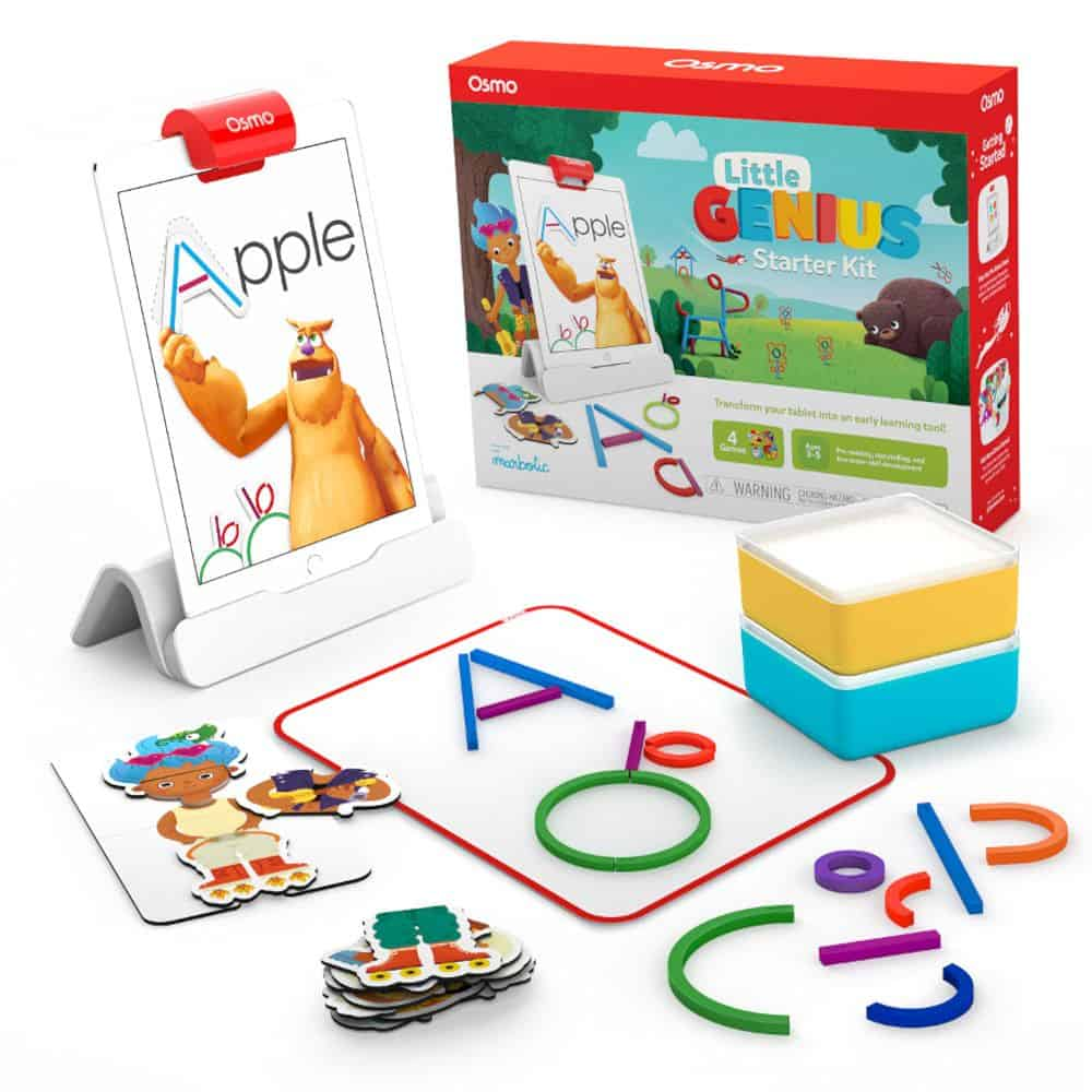 Osmo Little Genius Starter Kit 6