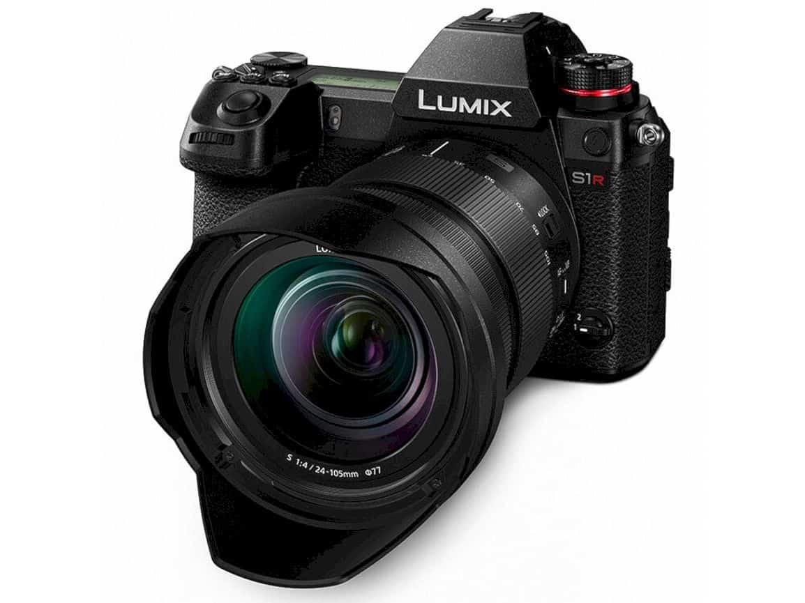 Panasonic Lumix S1r 5