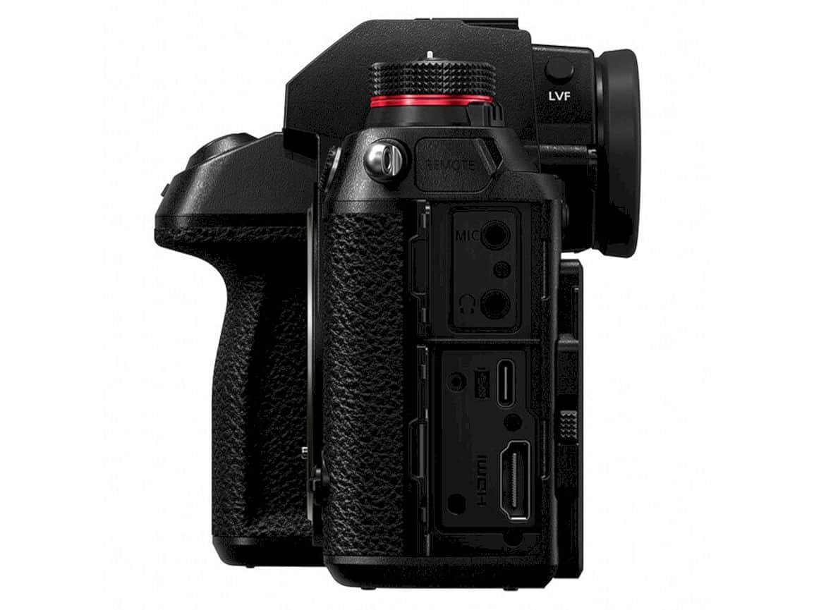 Panasonic Lumix S1r 7