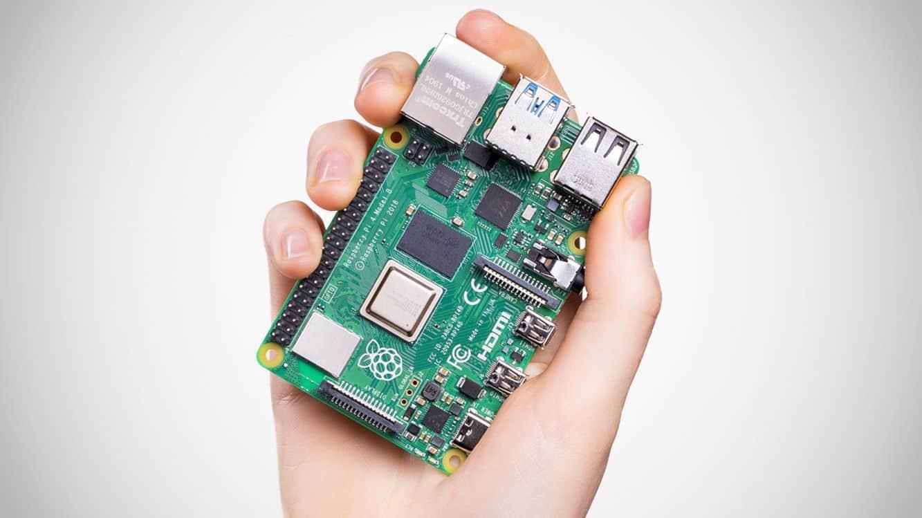 Raspberry Pi 4 1