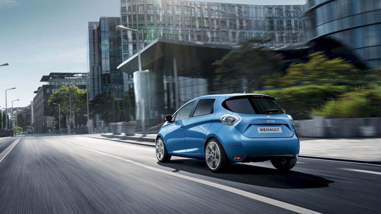 Renault Zoe 4