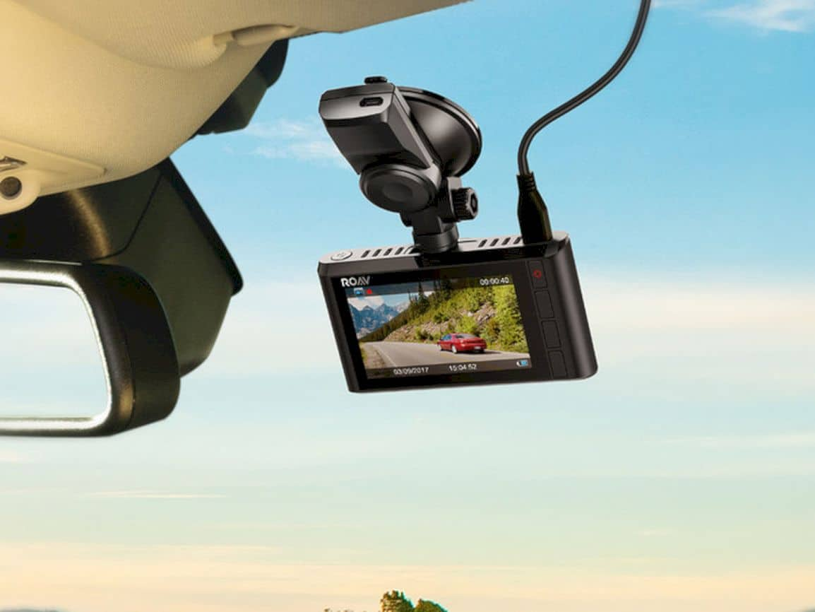 Roav Dashcam C2 Pro5