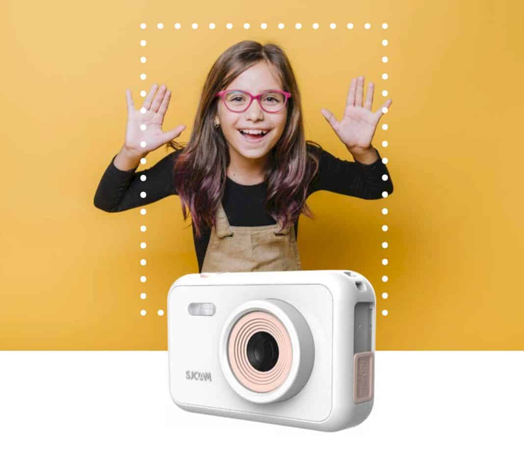 SJCAM FunCam: The First Digital Camera Dedicated for Kids