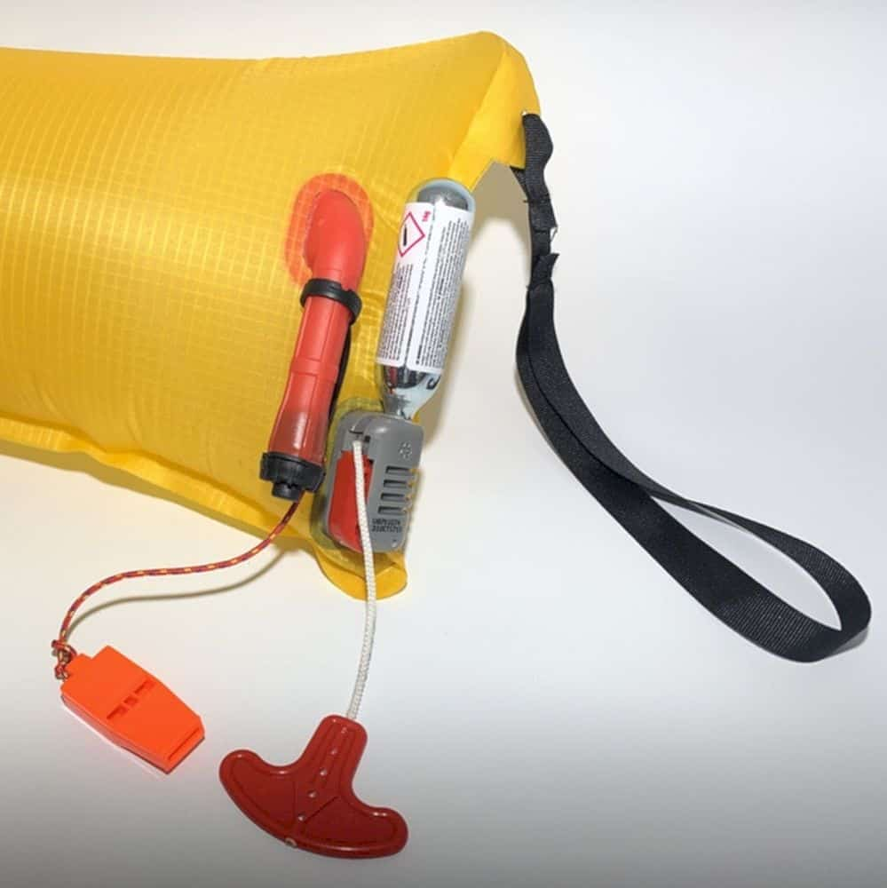 Tekrapod: The First Open-Water Safety Device