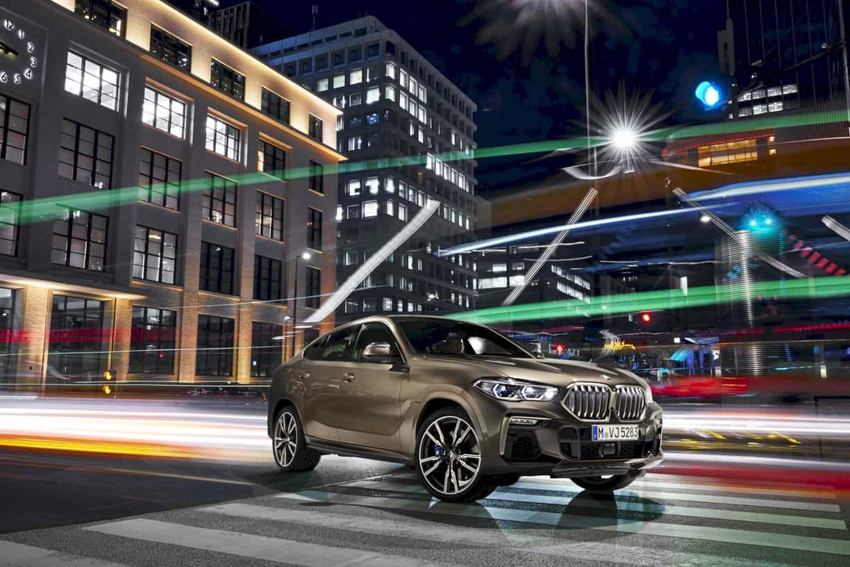 The New Bmw X6 15