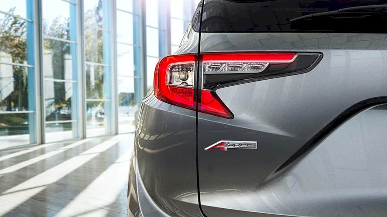 2020 Acura Rdx 1