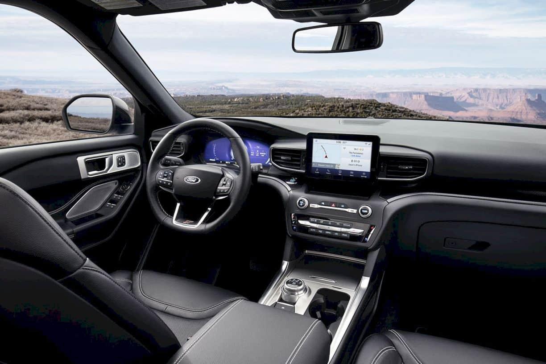 2020 Ford Explorer 10