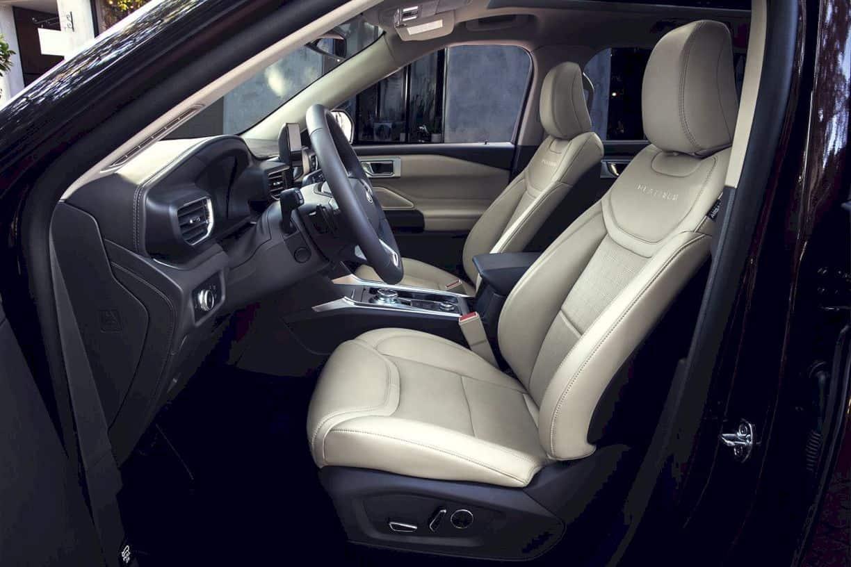 2020 Ford Explorer 6