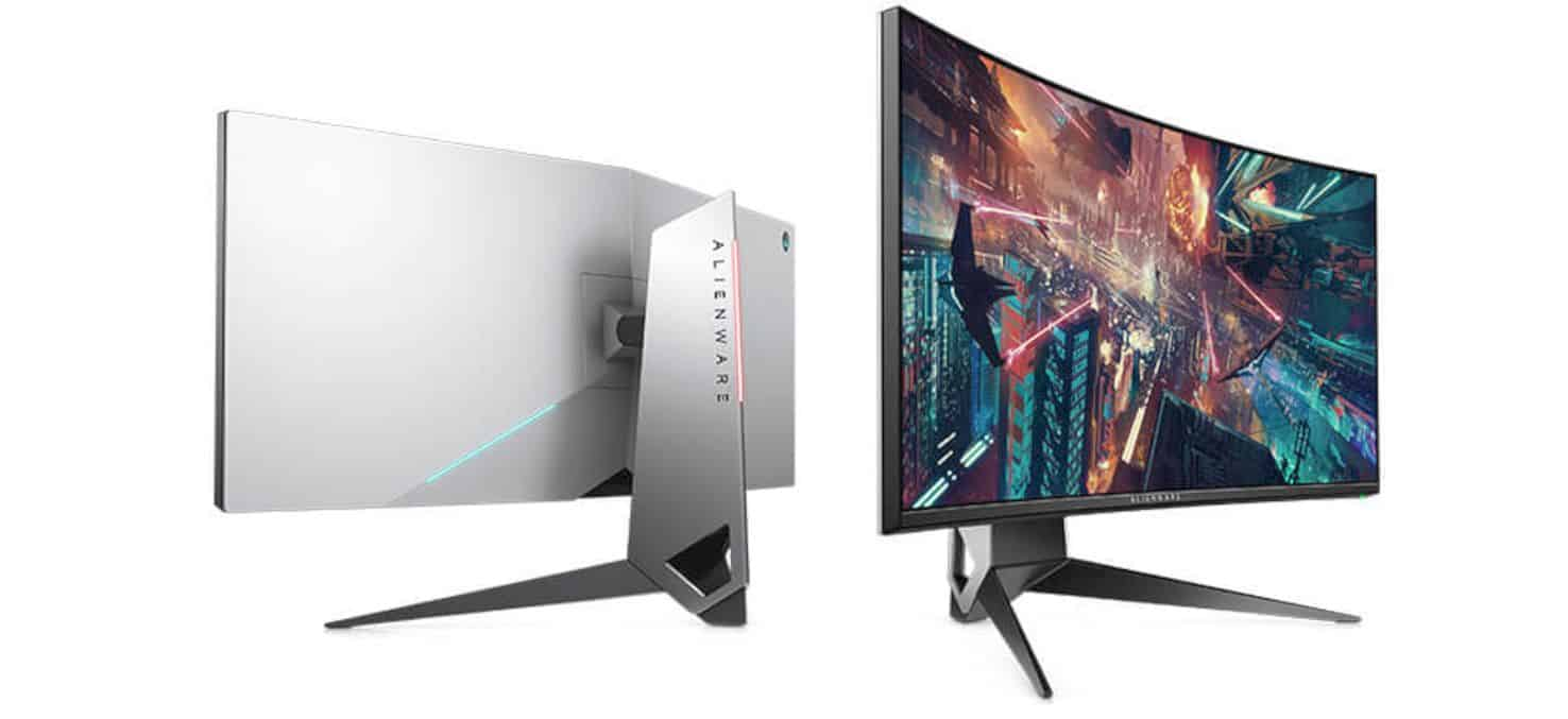 Alienware 34 Curved Gaming Monitor 1