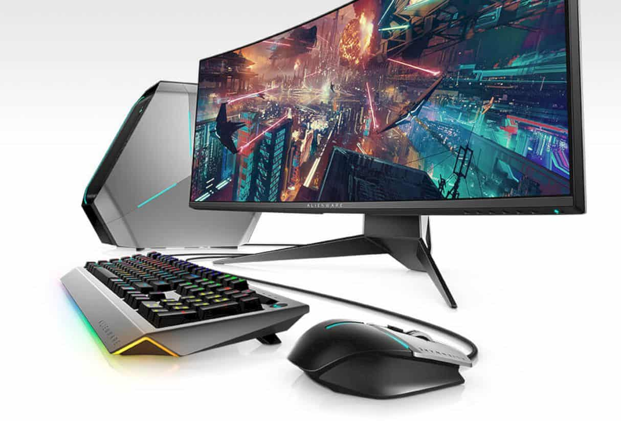 Alienware 34 Curved Gaming Monitor 2