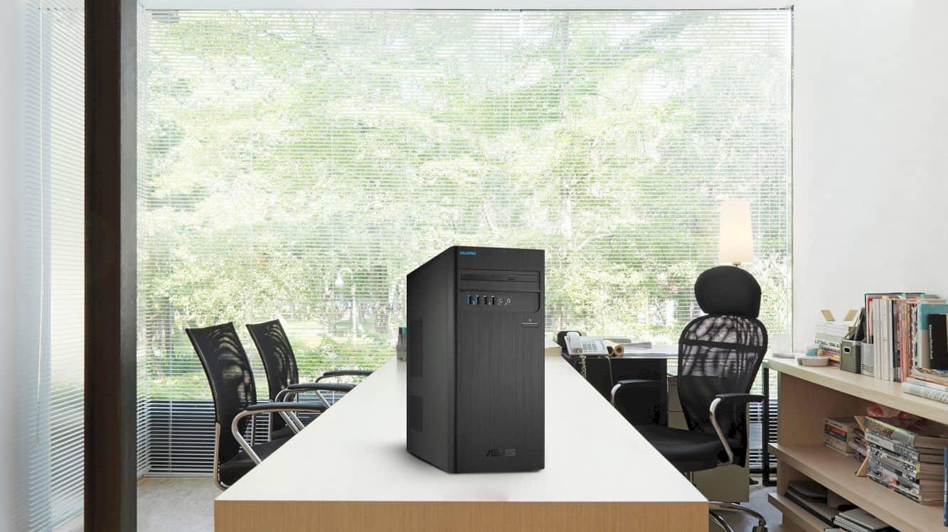 Asuspro Business Desktops 10