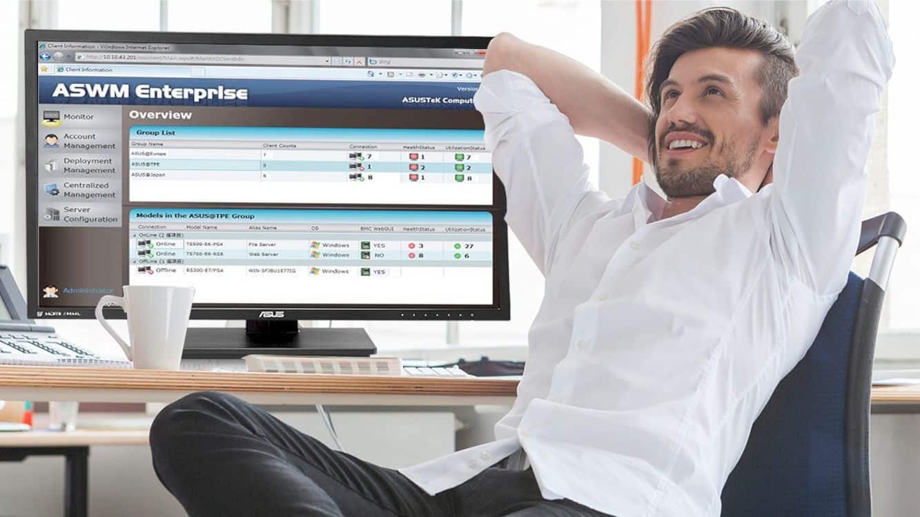 Asuspro Business Desktops 5