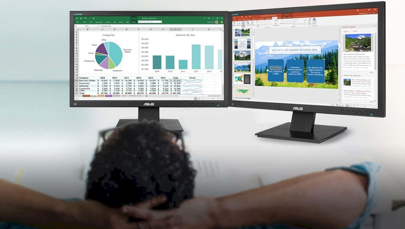 Asuspro Business Desktops 8