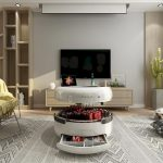 Coosno: The Smart Coffee Table Redefined