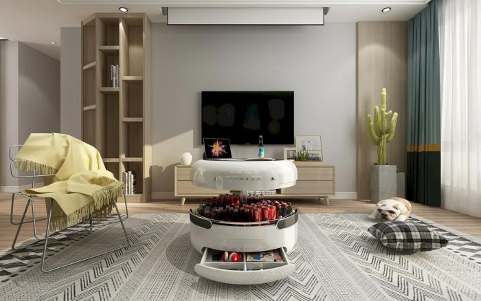 Coosno The Smart Coffee Table Redefined Design Listicle