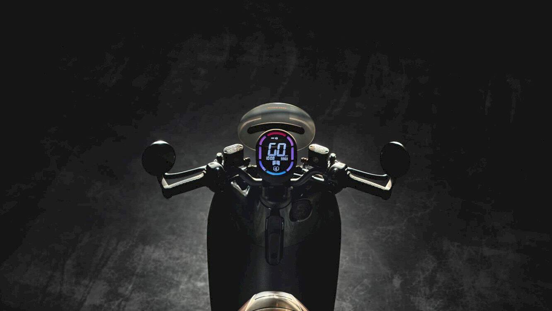 Gogoro S2 Café Racer 1