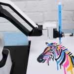 Hexbot: The Modular All-In-One Desktop Robot Arm