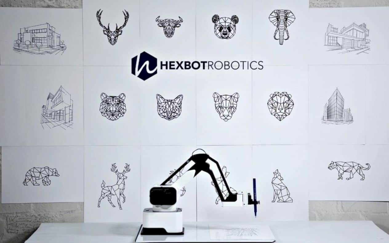 Hexbot 5