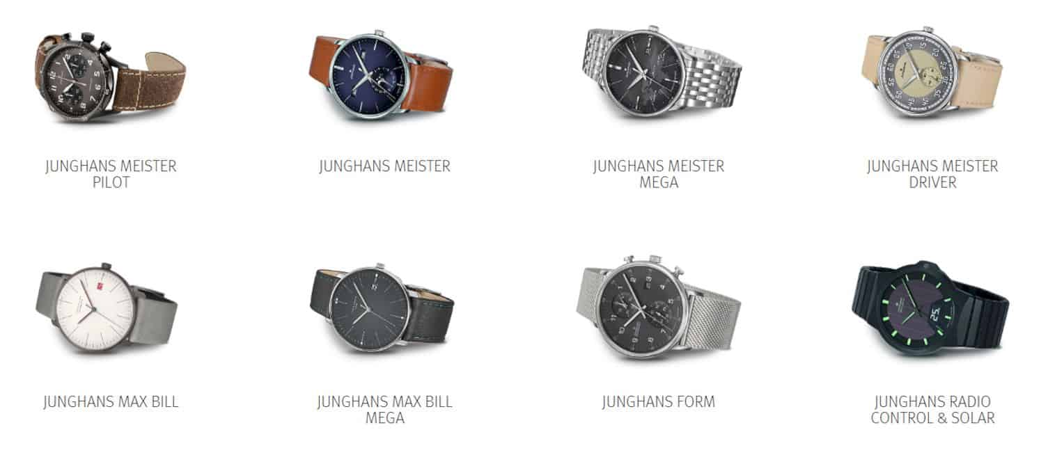 Junghans Collection 1