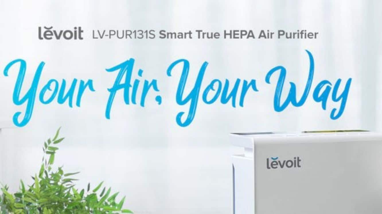 Levoit Smart True Hepa Air Purifier 10