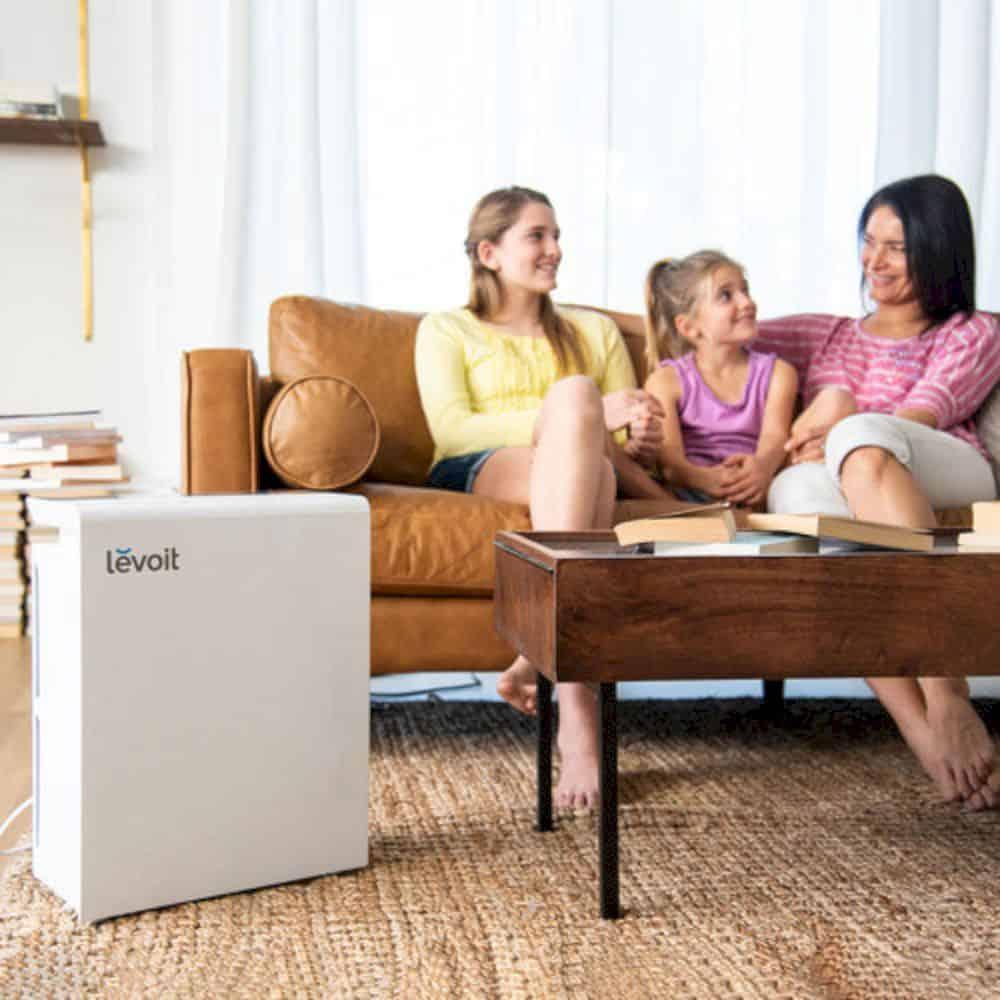 Levoit Smart True Hepa Air Purifier 4