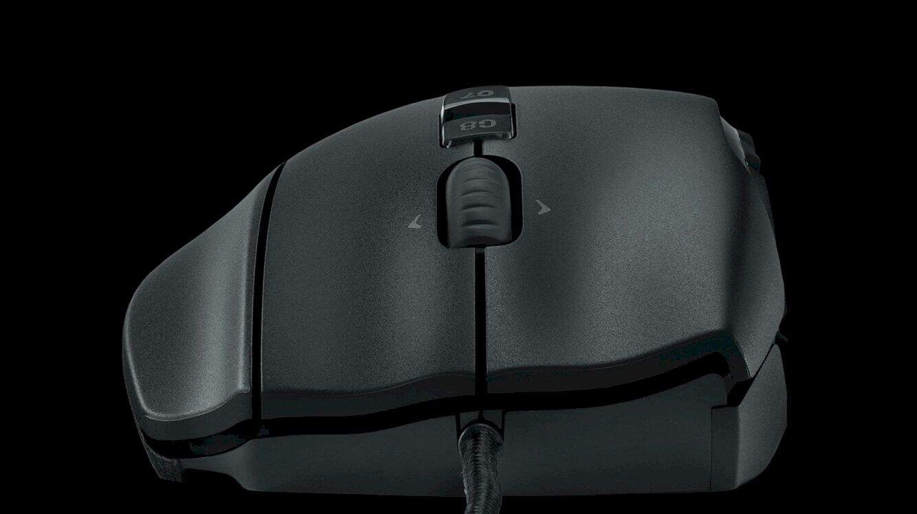 Logitech G600 Mmo Gaming Mouse 3