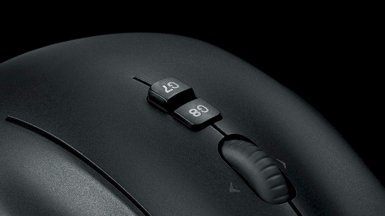 Logitech G600 Mmo Gaming Mouse 5