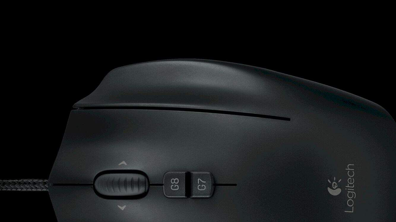 Logitech G600 Mmo Gaming Mouse 8